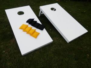Garden Boards Cornhole