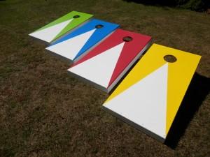 Cornhole Plus Garden Boards