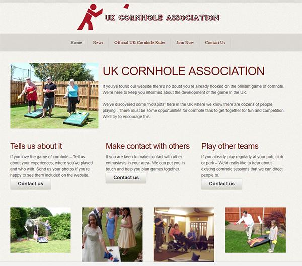 Cornhole UK